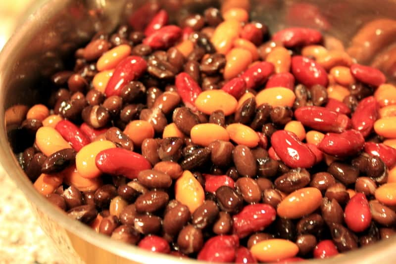 chili spicy veggie bean chili the best vegetarian chili in best chili ...
