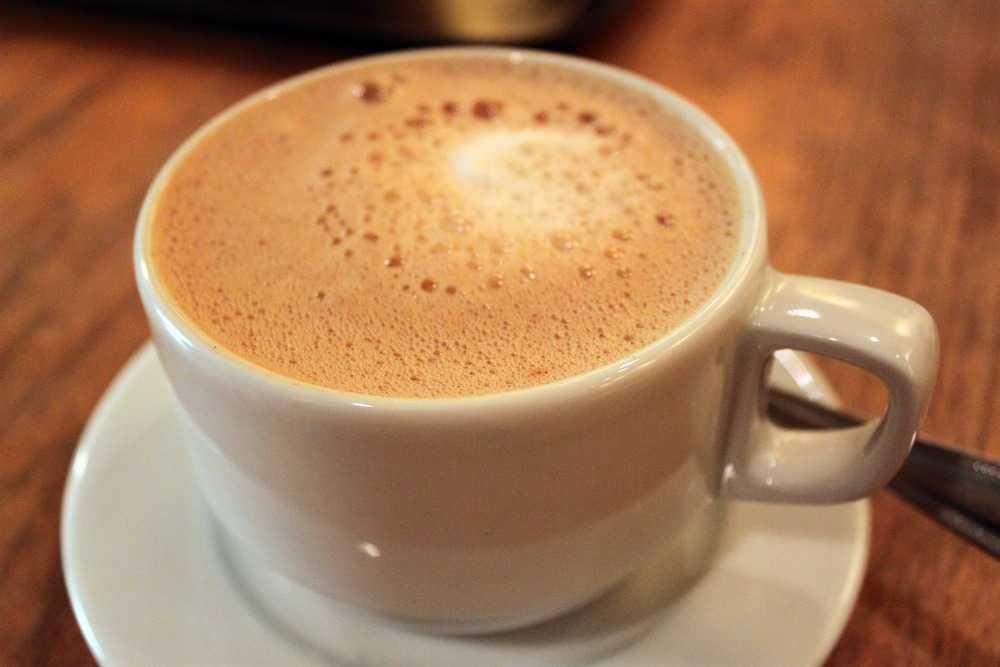elephant chai at coupa cafe