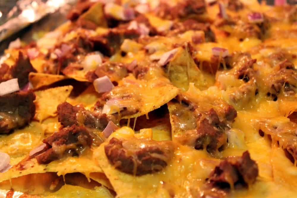 Guilt-Free Late Night Nachos - The Picky Eater