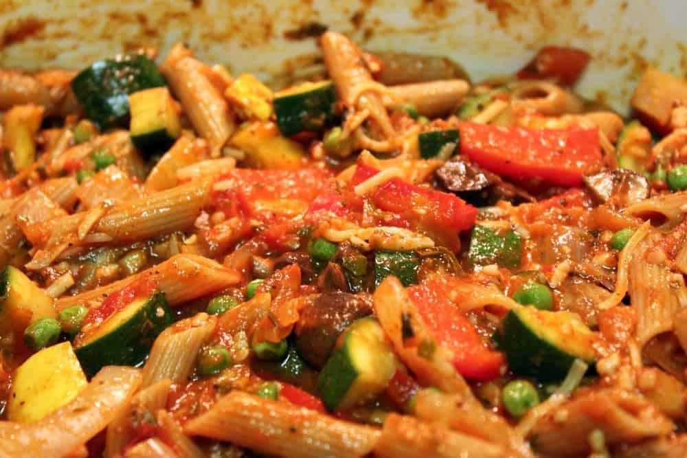 ziti beef vegetable kebobs vegetarian baked ziti # gf baked ziti ...