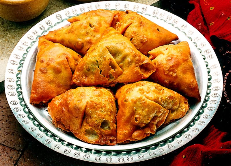 Indian Food Turnovers