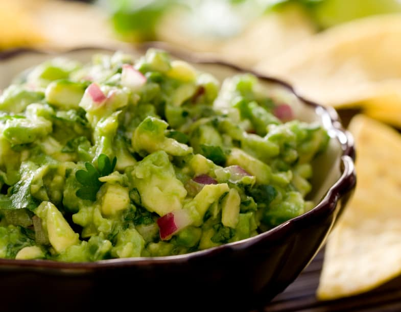 Homemade Guacamole — The Picky Eater: A Healthy Food Blog
