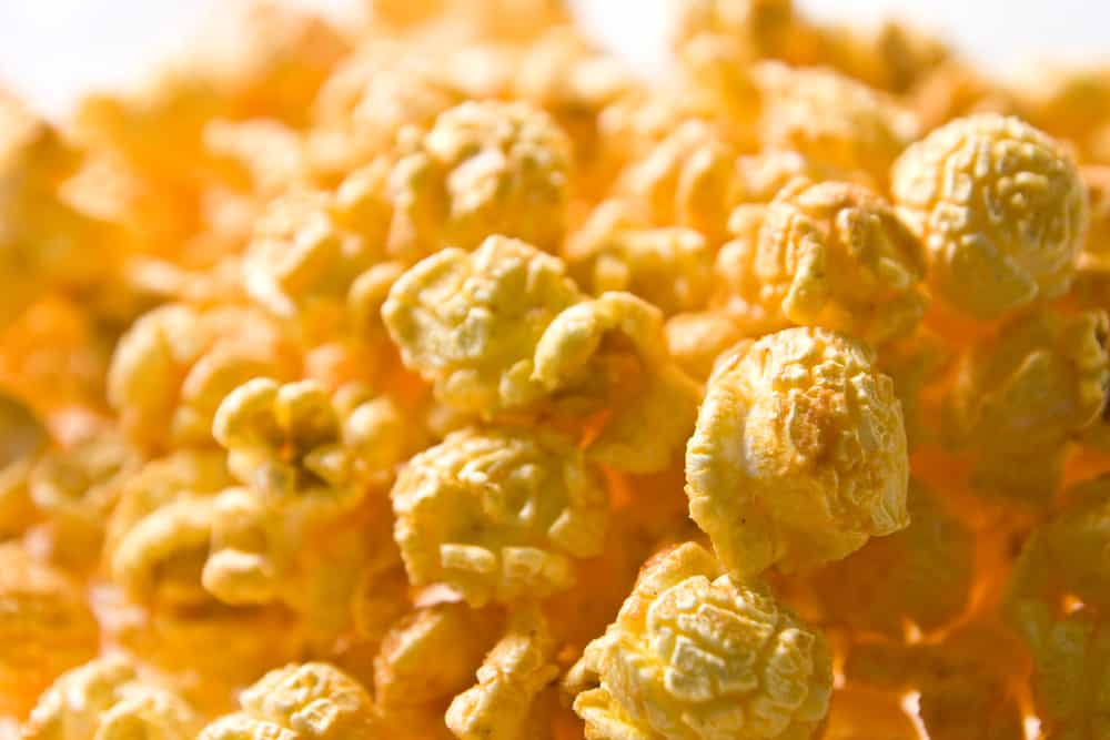March Madness Party Snacks: Gourmet Popcorn Recipes — The Picky ...