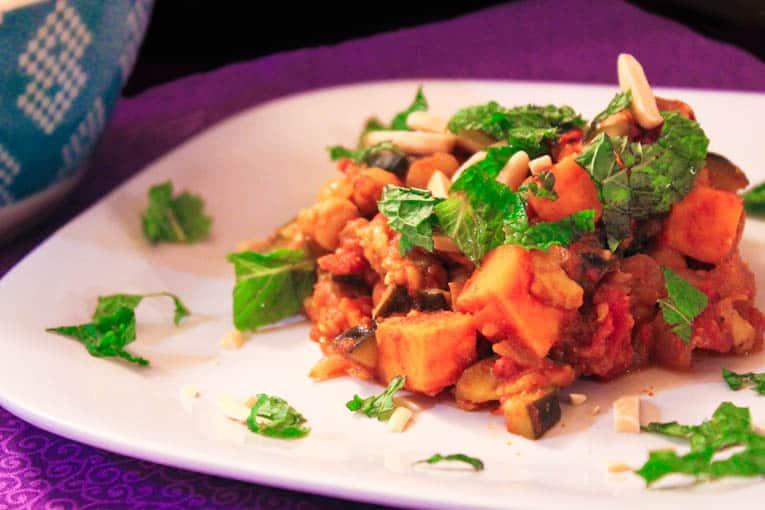 Moroccan chickpea tagine with quinoa couscous the picky eater its forumfinder Images