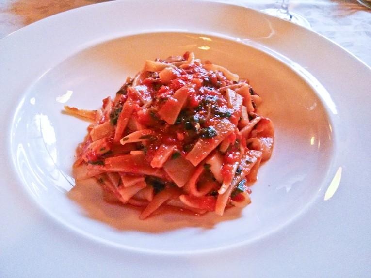 1b1 - First dinner Montepluciano3