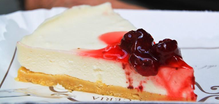 2 - Cheesecake
