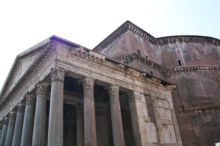 2a - rome pantheon