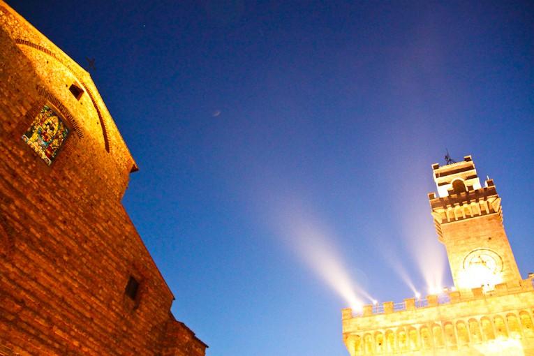3 - Montepluciano night