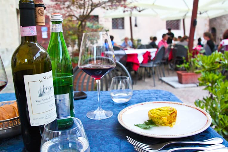 4 - Il Rosellini dinner