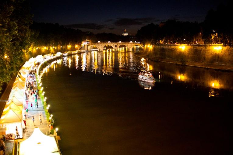 6 - tiber river night 1