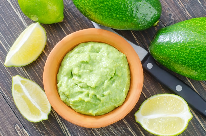 Avocado Pear Baby Food Recipe