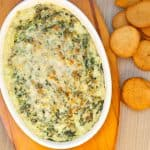 Smoky Onion Kale Dip