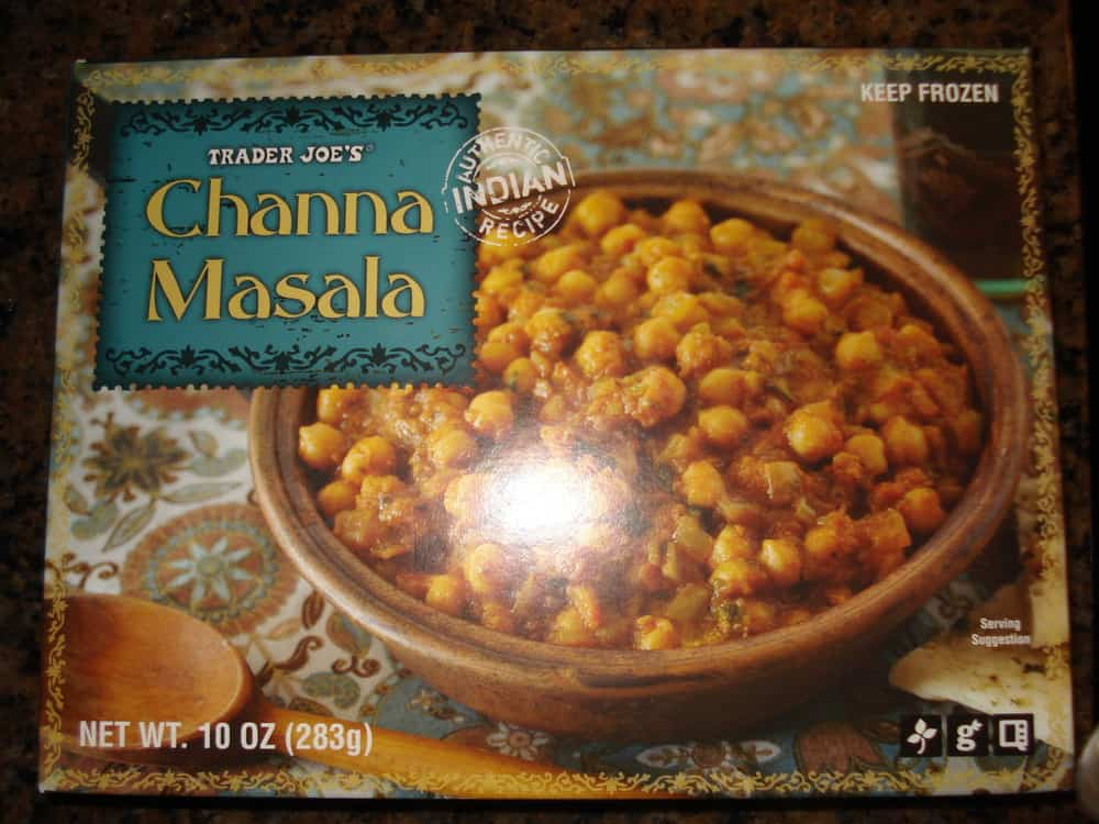 I'm always looking for healhty recipes to make, so when I found a way to make a healhty version of  Easy Chana Masala I was so excited. Check it out here!