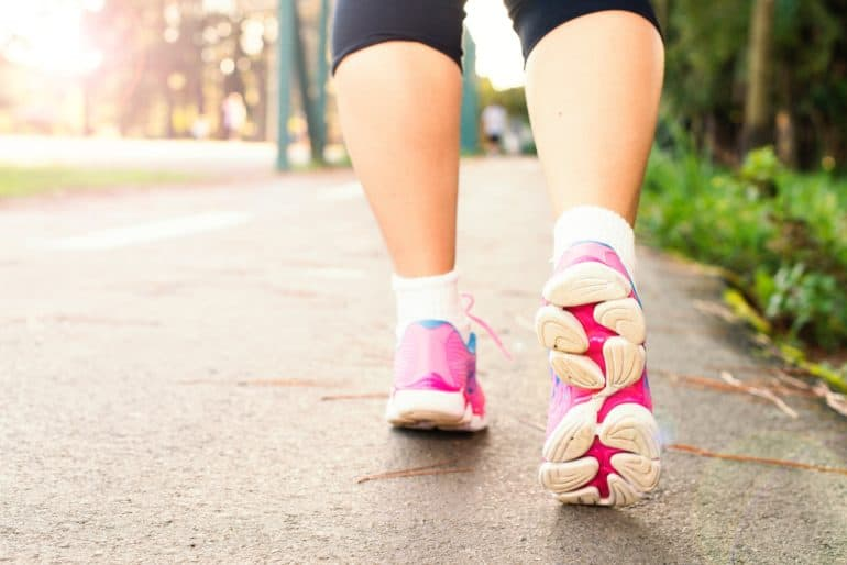 Exericing can be tiring, but when you chose walking it provides you the same benefits of exercising! Heres how you can walk your way to better health!