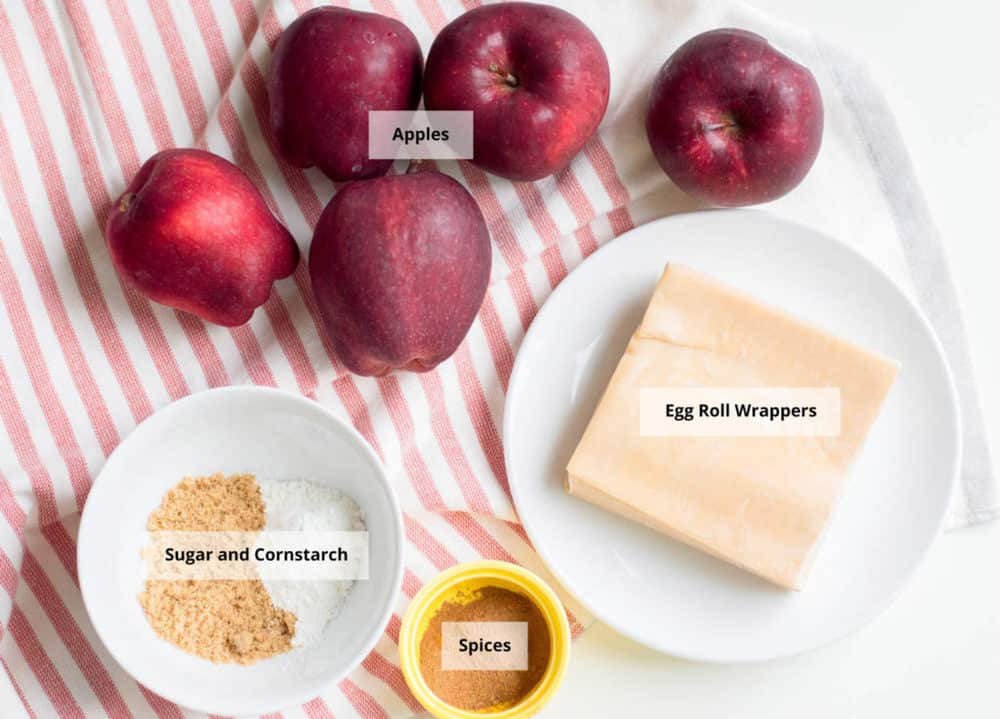 puff pastry apple turnovers ingredients