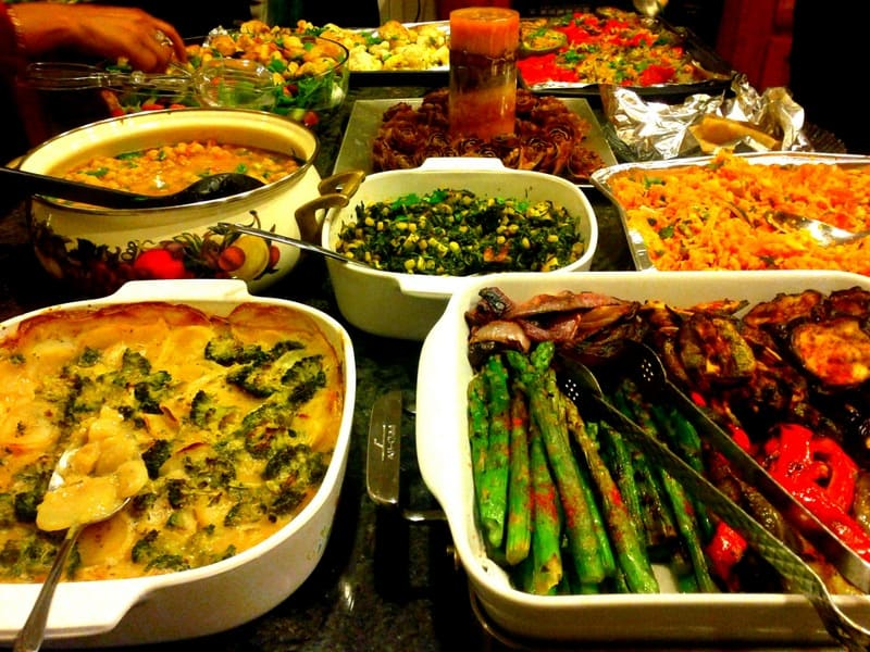 A Delicious And Healthy Holiday Dinner The Picky Eater