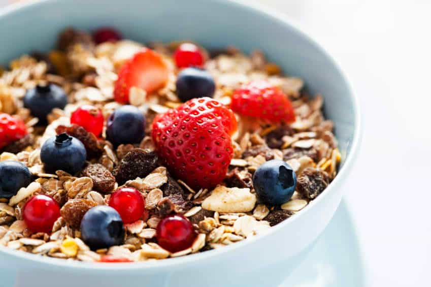 10 healthiest breakfast cereals