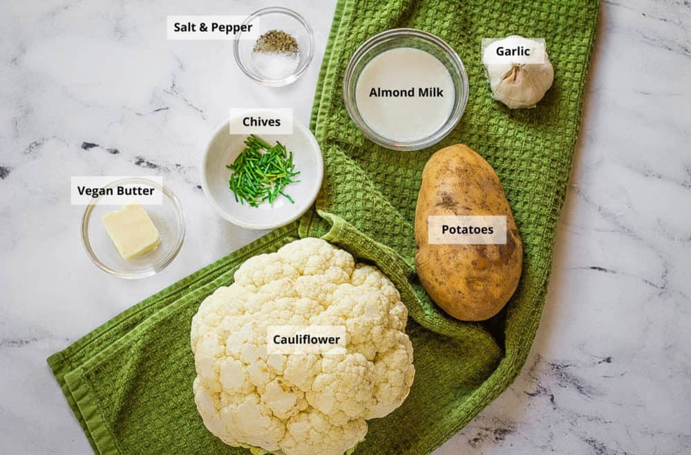 healthy mashed potatoes ingredients