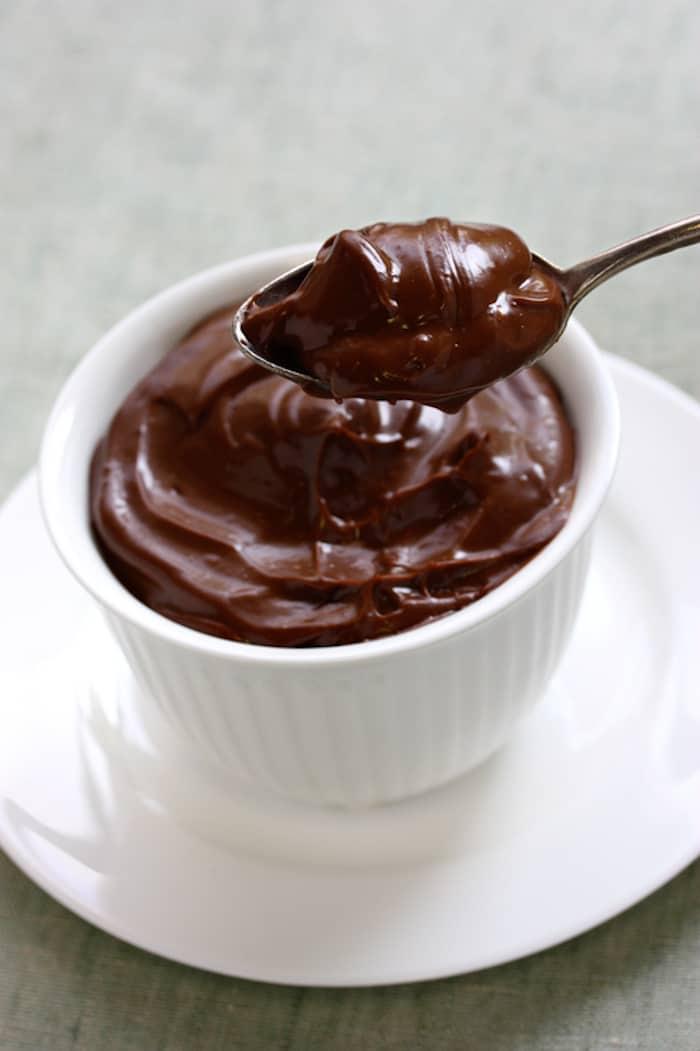 Healthy Raw Chocolate Pudding for healthy yummy desserts - easy healthy recipes, tasty healthy recipes, delicious healthy recipes, vegetarian healthy recipes, quick and easy recipes