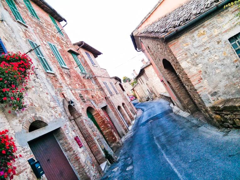 1a - Tuscany towns
