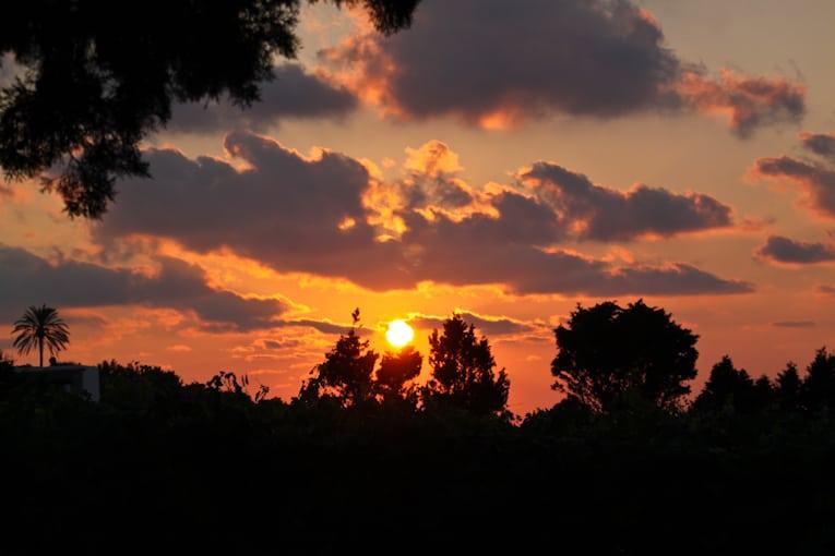 3 - Capofaro Sunset3