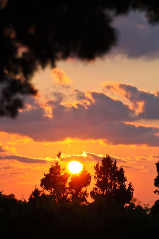3 - Capofaro Sunset4