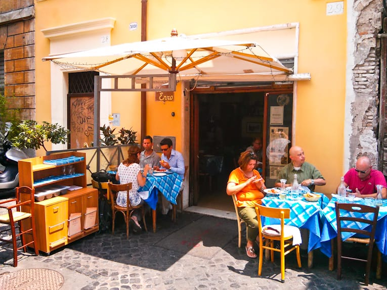 5 - trastevere lunch cover