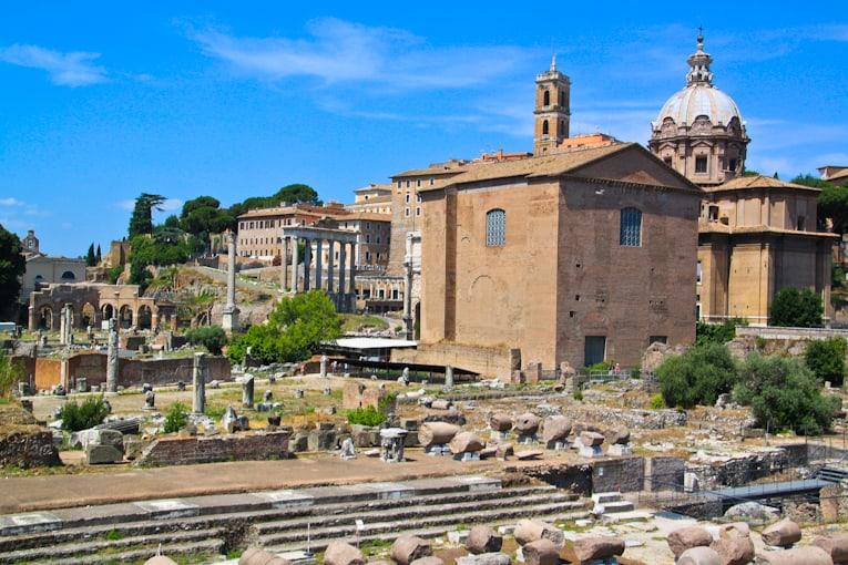 5b - colleseum roman forum