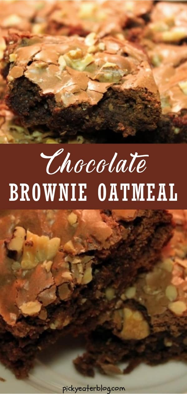 chocolate brownie oatmeal - easy healthy recipes, tasty healthy recipes, delicious healthy recipes, vegetarian healthy recipes, quick and easy recipes for picky eaters