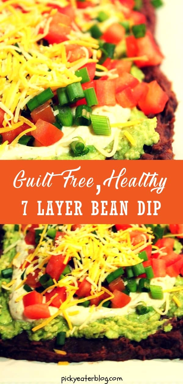 guilt free healthy bean dip - easy healthy recipes, tasty healthy recipes, delicious healthy recipes, vegetarian healthy recipes, quick and easy recipes for picky eaters