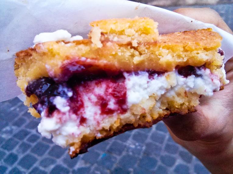 rome jewish ghetto cheesecake 2