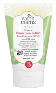 earthmama sunscreen