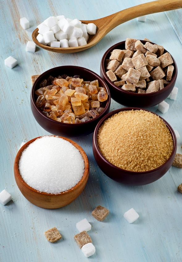 Sugar In Naturally Occurring Foods