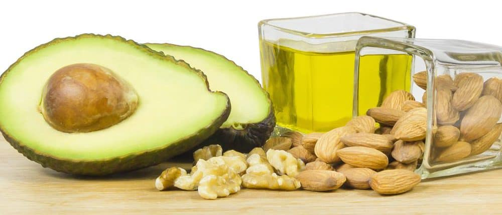 facts about fat you need to know - photo of healthy fats