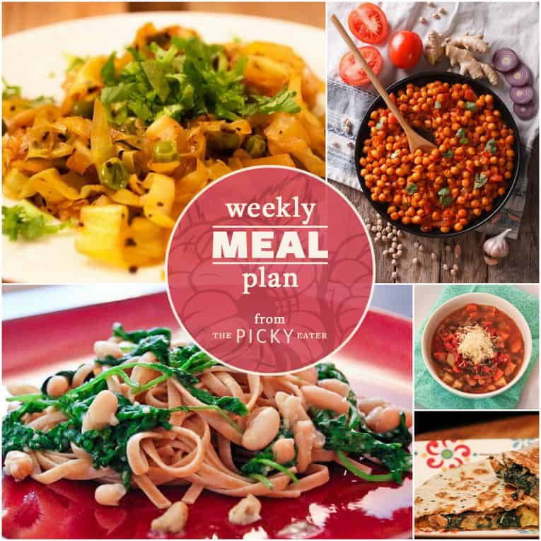 week 3 meal plan