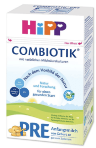 HiPP PRE Germany Formula
