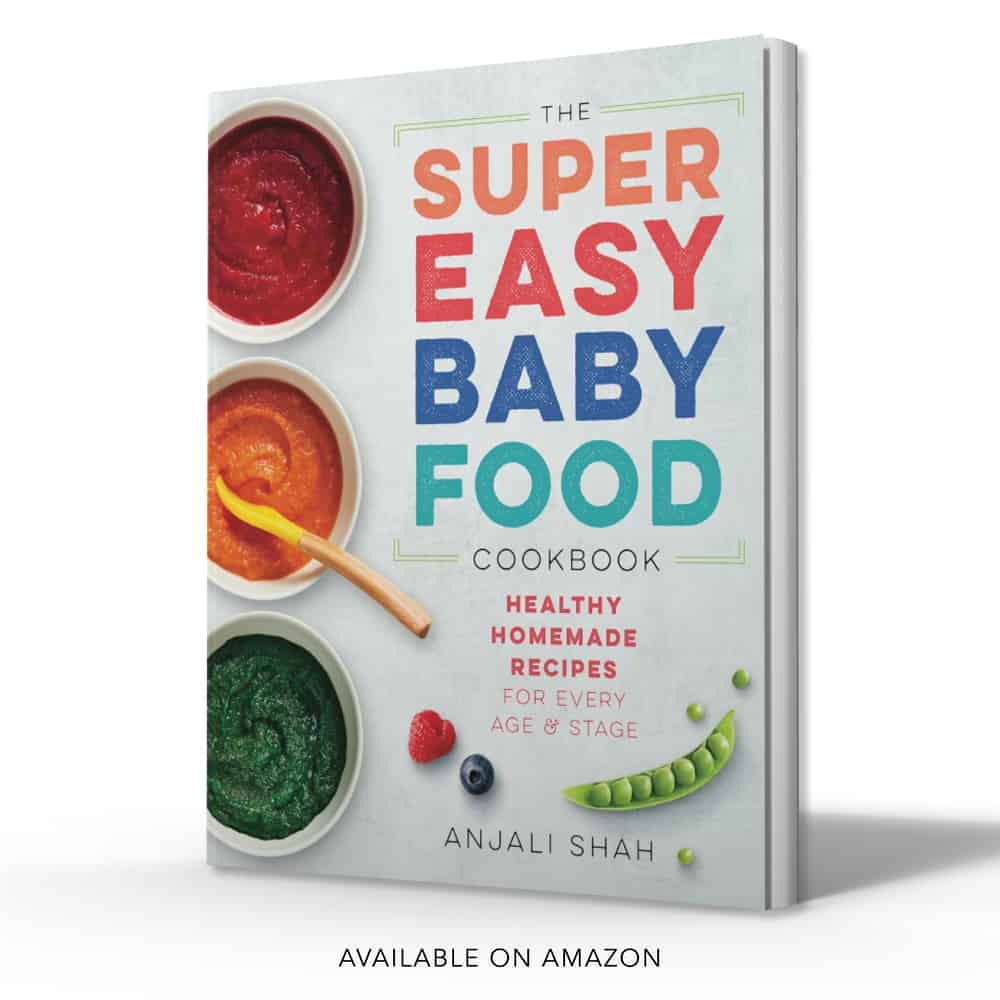The super easy baby food cookbook the picky eater inside the super easy baby food cookbook forumfinder Choice Image