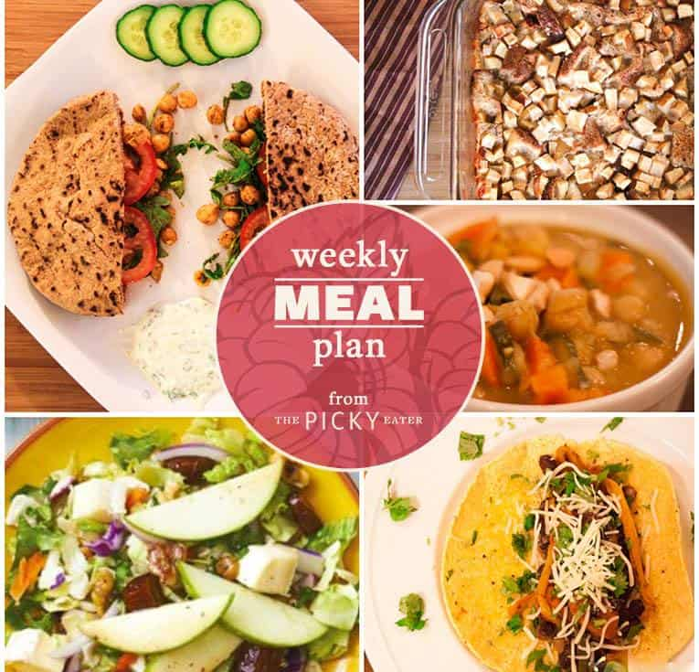 The Picky Eater Meal Plan