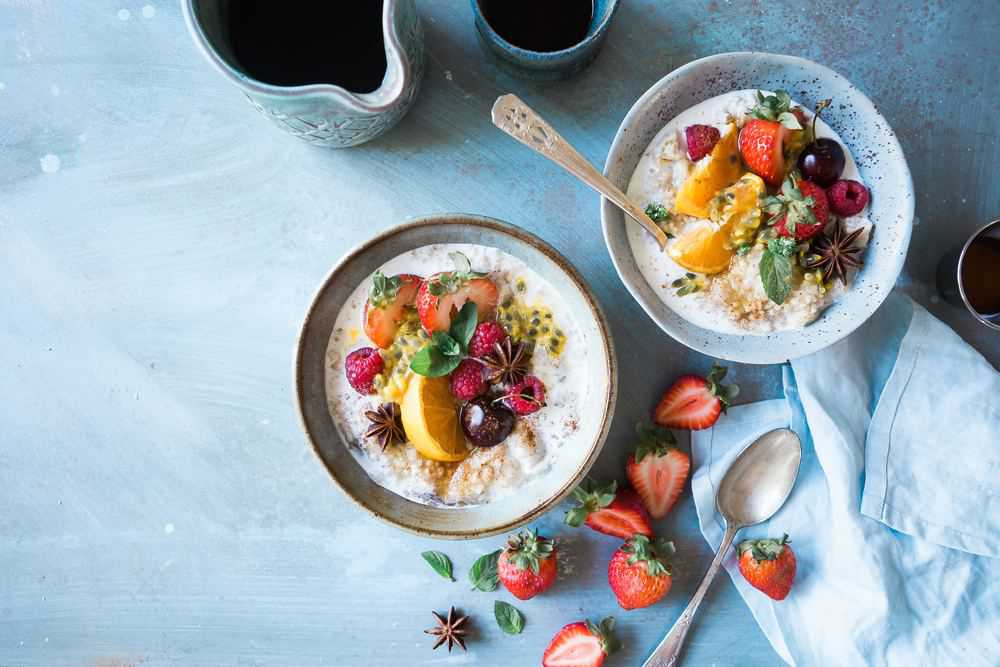 healthy breakfast and brunch recipes