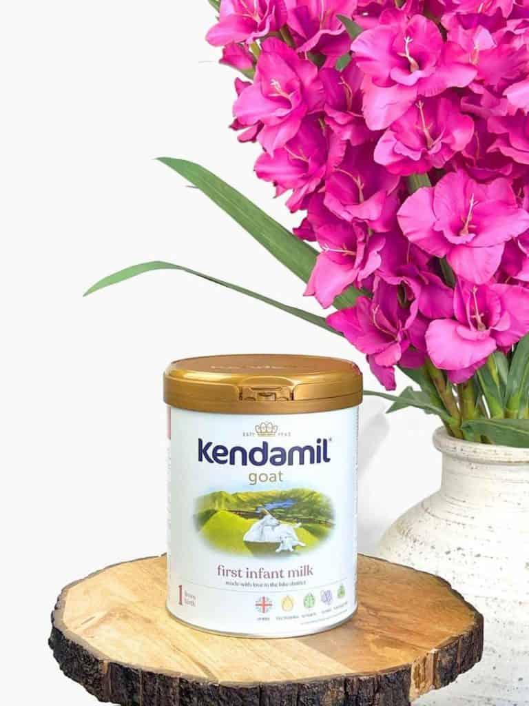 kendamil goat formula - best goat milk formula for baby