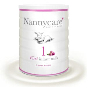 nanny care best goat milk formula