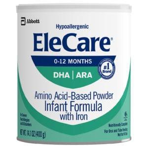 elecare baby formula
