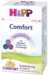 hipp comfort baby formula