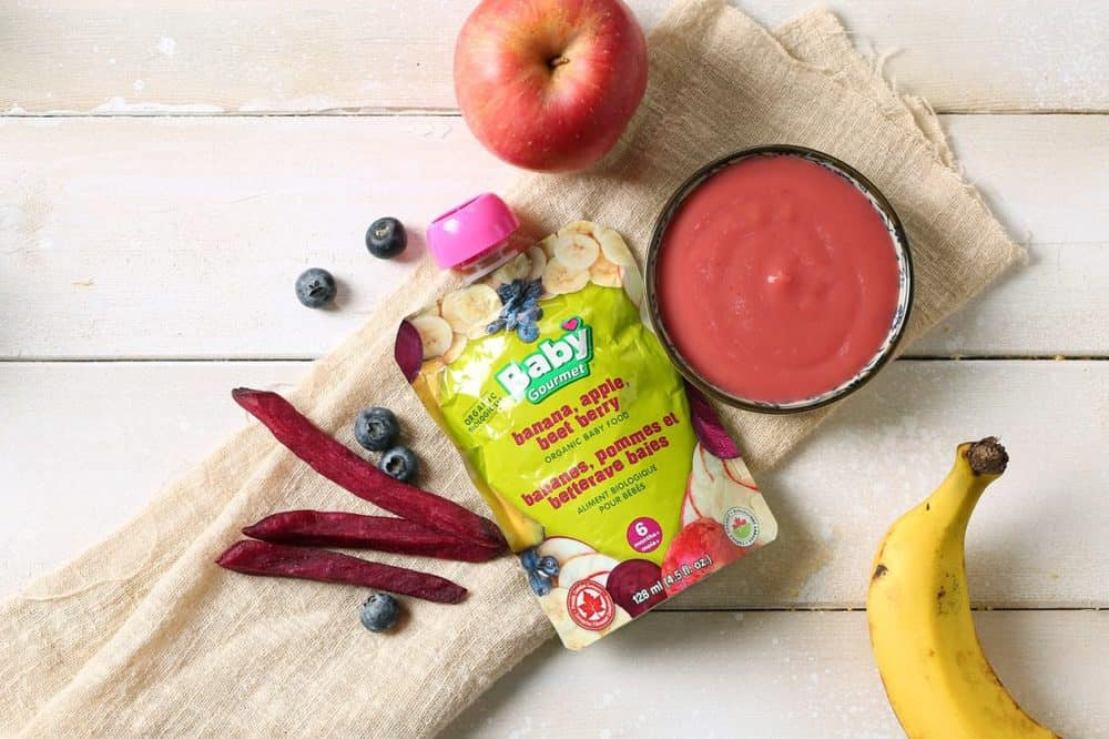 healthiest baby food pouches
