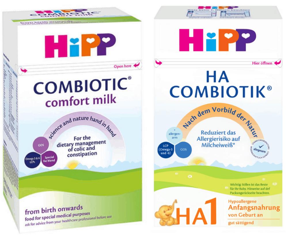 best hypoallergenic baby formulas