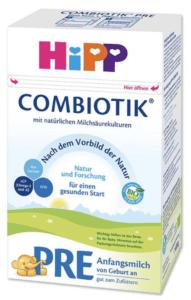 hipp pre germany organic baby formula