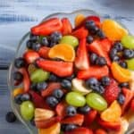 easy healthy fruit salad