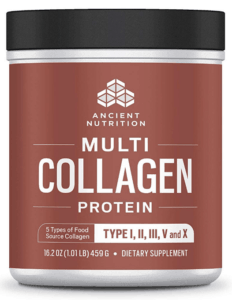 ancient nutrition collagen - best protein powders for women