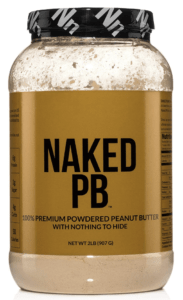 naked pb powder - best protein powders for women