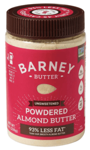 Barney's Powdered Almond Butter - best protein powders for women